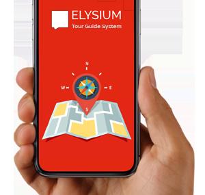 ELYSIUM - Tour Guide System App Startbild