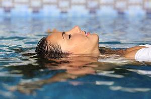 Unterwasserlautsprecher in der Physiotherapie