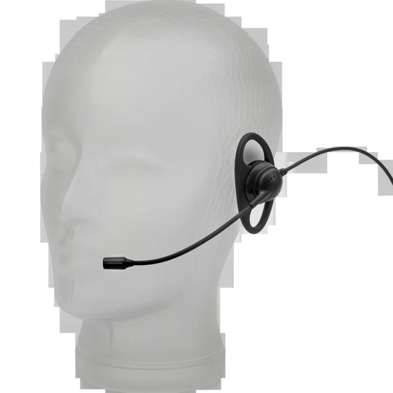 TOM-Audio ES-4060 leichte Hör-Sprecher-Garnitur