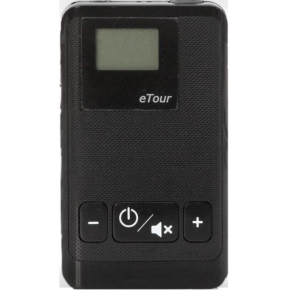 TOM-Audio TG-101 bidirektionaler Taschensender