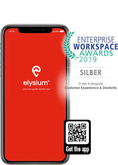 Enterprise Workspace Award 2019 ELYSIUM tgs - App