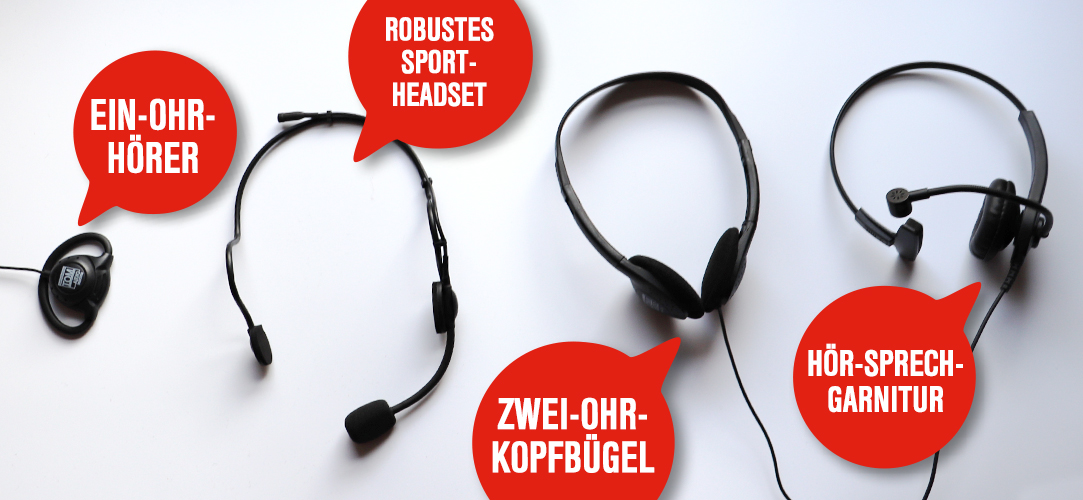 Tour Guide Headset