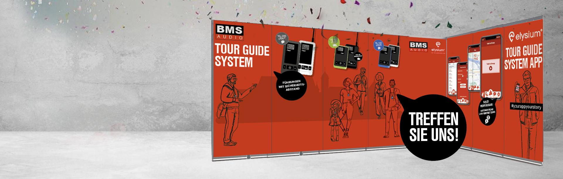RDA Köln - treffen Sie BMS Audio