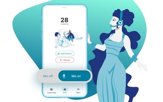 Elysium Tour Guide App
